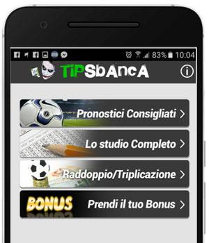 TipsBanca – App per scommesse