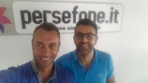 Oggi è venuto a trovarci Daniele De filippi, CEO di DedaloTour.com