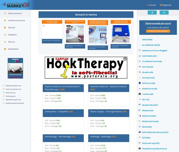 Elettromedicaleusato.com – Sito di annunci