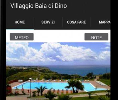 Villaggio Baia di Dino. Hotel App
