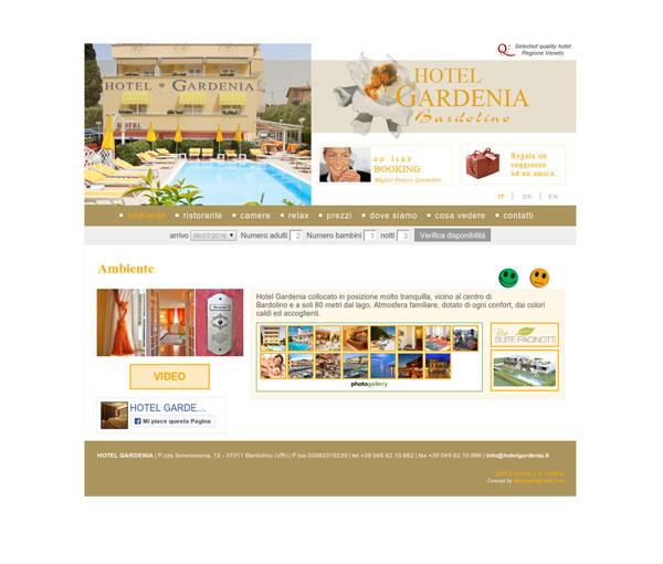Hotel Gardenia. Booking online