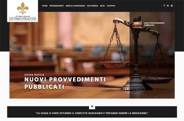 Letterio stracuzzi – sito avvocato