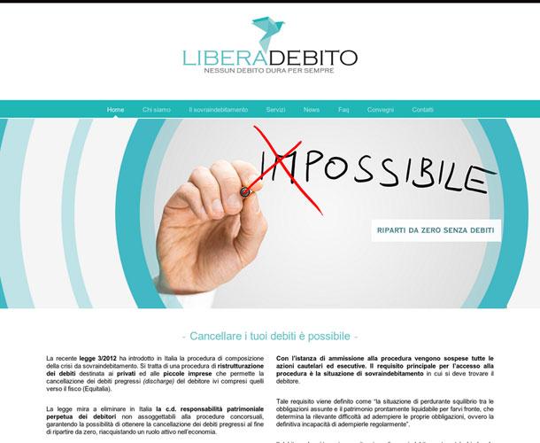 Libera debito