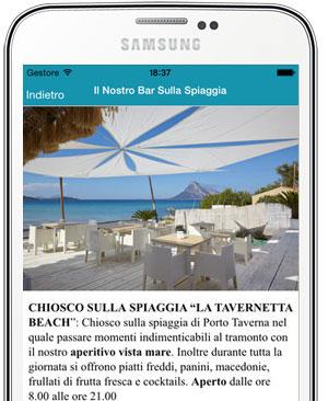 Hotel App – Hotel Lu Nibareddu