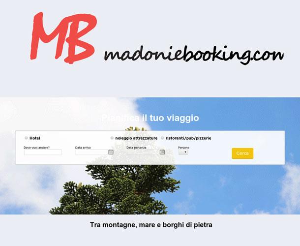 Madonie booking