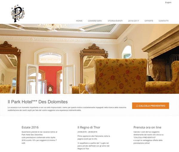 Park Des Dolomites. Booking online