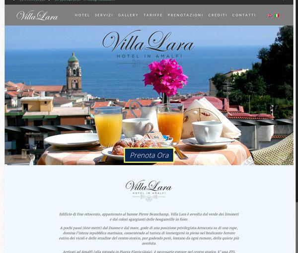 Villa Lara. Booking online