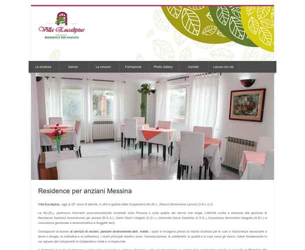 Casa di riposo Messina – Residence Villa Eucaliptus