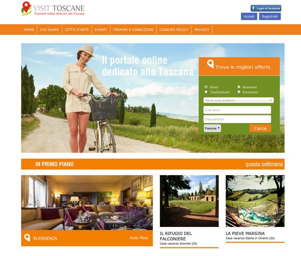 Visit Toscane. Booking Hotel Toscana