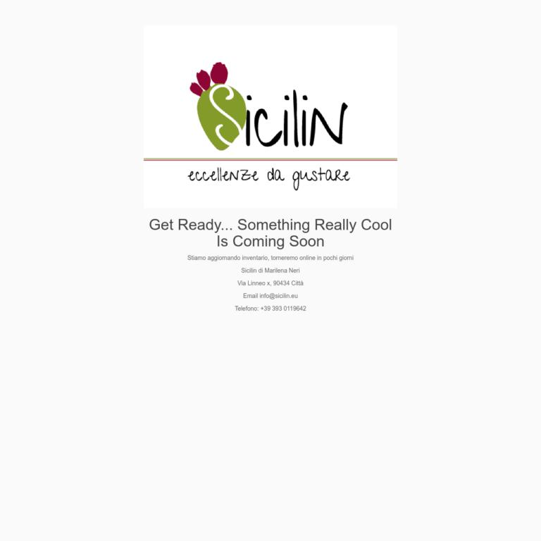 prodotti tipici siciliani